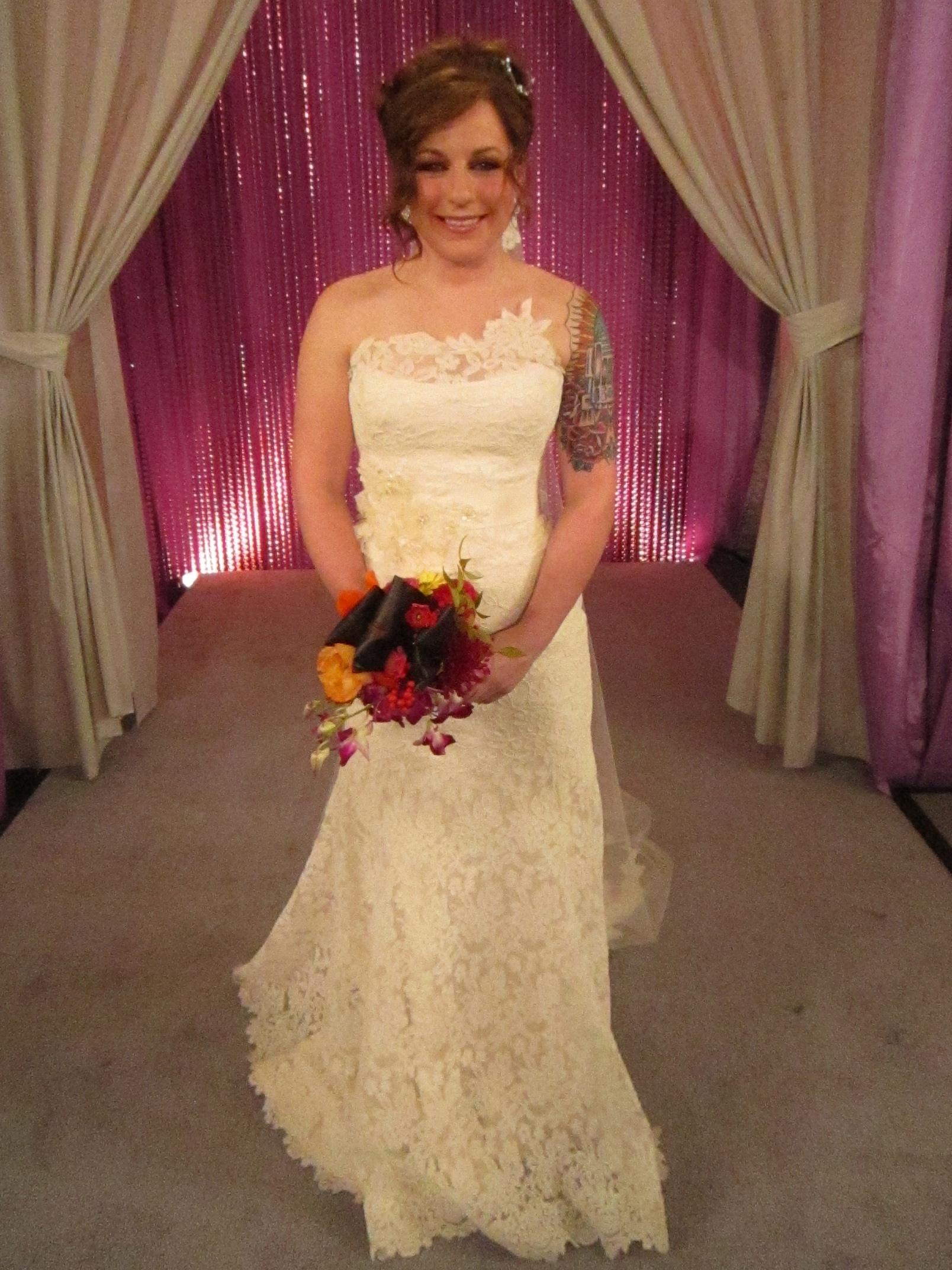 Randy fenoli randy fenoli blog for Wedding dresses for tomboy brides